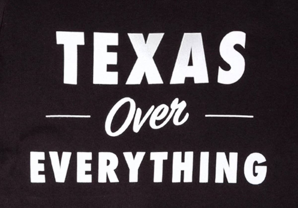 Texas Above All...  https://t.co/hos8myMRfA https://t.co/Z6O6vxlSnR