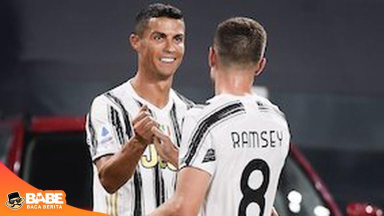 Pengakuan Ramsey: Juventus Lebih Bersenang-senang Bersama Andrea Pirlo daripada Sarri #AndreaPirlo #AaronRamsey #JuventusFC #SerieA #AC Milan https://t.co/xuJGJkx7xD https://t.co/wduBdibvdP