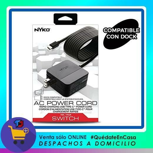 Disponible en Todojuegos Cargador Nintendo Switch Compatible con Dock Despacho a Domicilio Santiago y Regiones Comprar aca… https://t.co/bl06dqyD9D https://t.co/NzxTVQ9u43