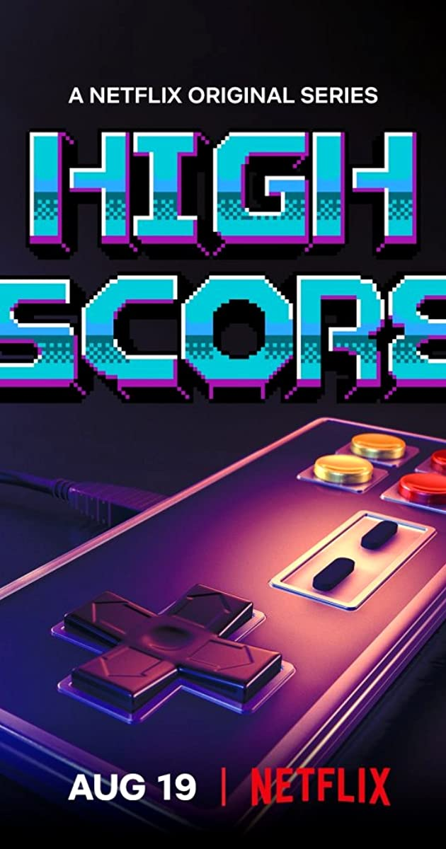 On the last episode of Netflix High Score. I enjoyed it. Some of the narrative choices were unexpected but interesting. Interesting to see the roots of competitive gaming and esports. too. I'd really like to see a 2nd season. https://t.co/79l6BgcdRO