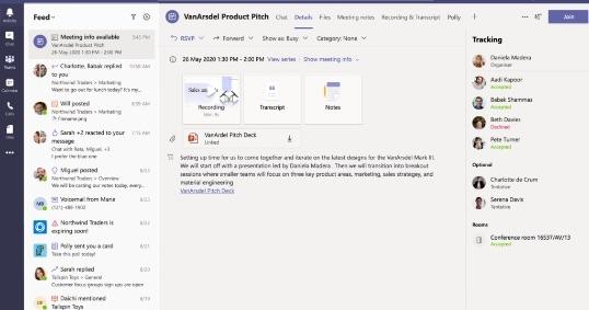 Microsoft「Teams」新機能発表:ライブ字幕やブレスト、予約管理で「最強の会議ツール」へ(3/3)