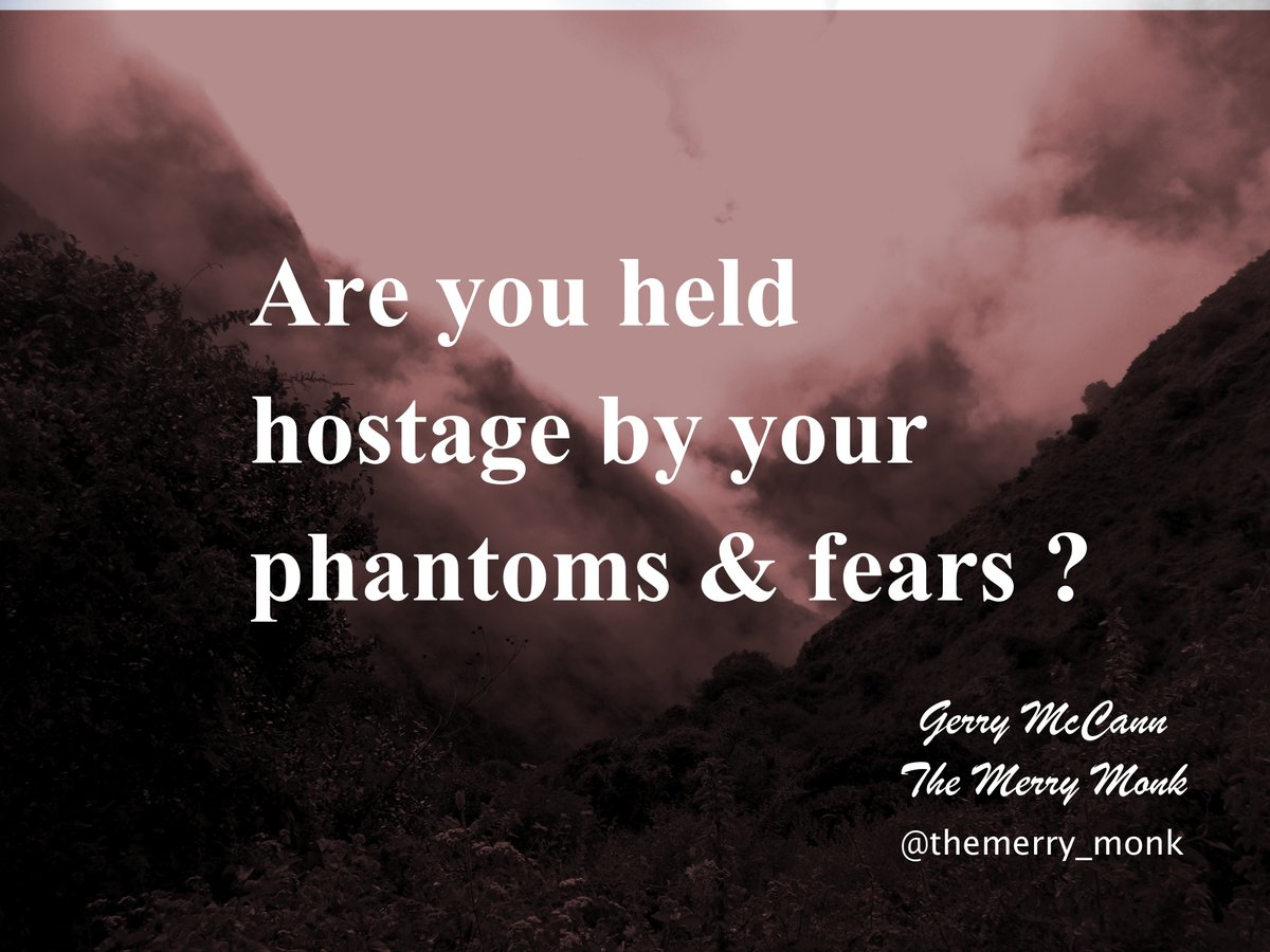 Are you held hostage by... quote #Leaders #bethechange in your life overcome your imaginary fears https://t.co/rVbk9J7N2g