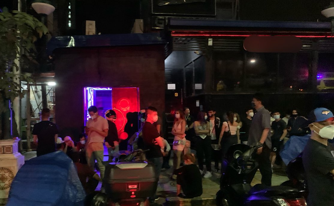 Around 100 People Arrested In QC Bar Due To Health Protocol Violations