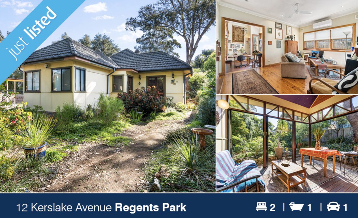 New to the market - 12 Kerslake St Regents Park - auction Oct 10th at 3.30pm. Call on 0410965709 for an inspection today. #starrpartnersauburn #realestate #property #forsale #auction #regentspark #auburn #auctions #newlisting #buyingahome #buyingahouse #timetomove #house https://t.co/vODZ8oq1p2