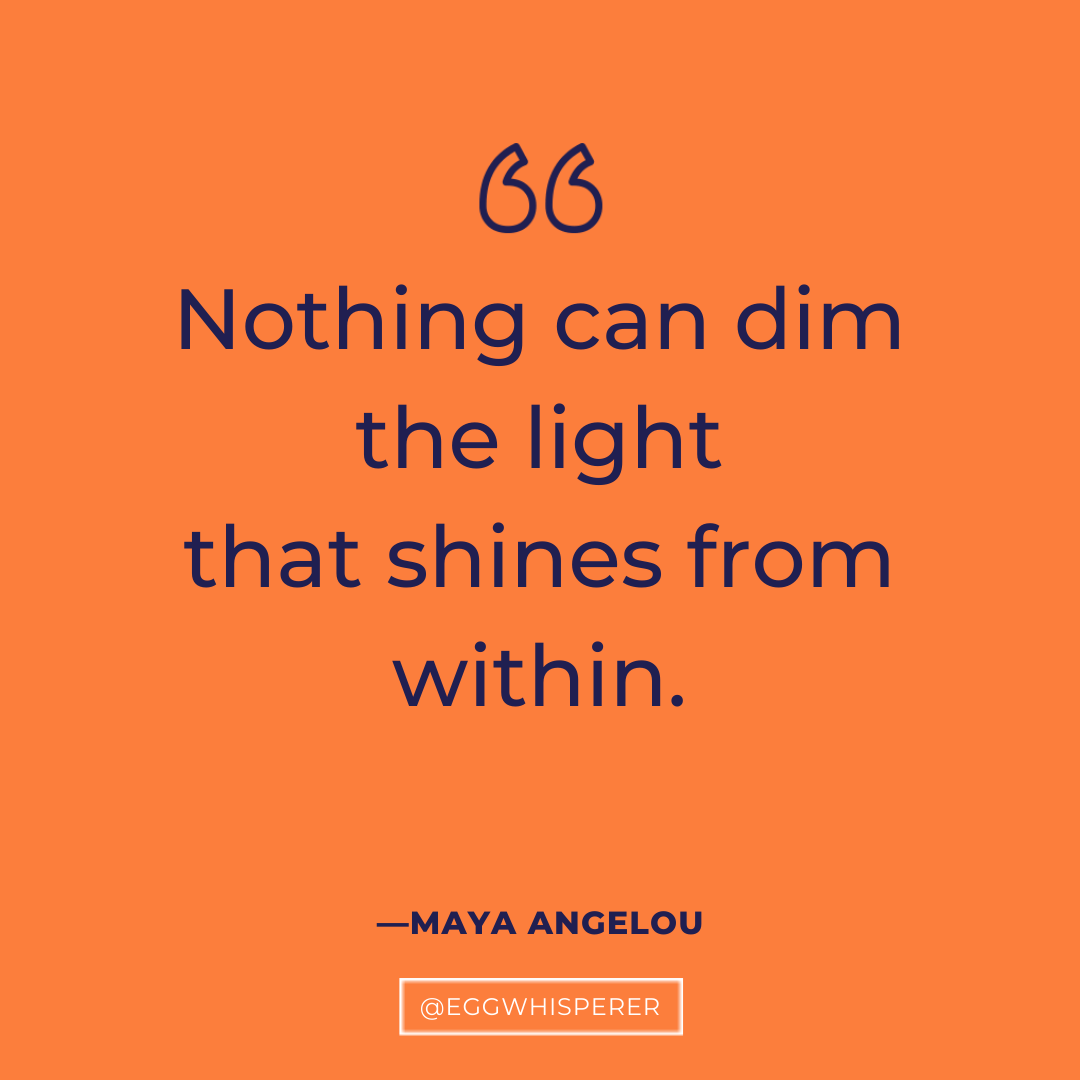 Sparkling every day is a decision to shine brightly, no matter what is going on in the world around you. It takes courage and strength, and it's something that I see #fertility patients do with grace, grit and love.  Shine, beautiful #sparkles, shine.  https://t.co/F0QArFKCKJ https://t.co/uNPE4tdSlF