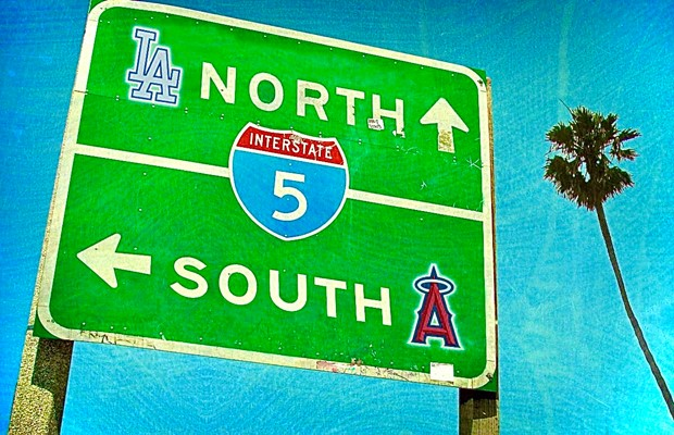 YeeeHAWW 🍺 #ThankGodItsFriday!  So JUST ONE QUESTION #BaseballFans:  We still callin it 🚗 #FreewaySeries- if no one's ON A FREEWAY for a Game?? 😂  #ITFDB IN 30 🍺 SHOWem FAUX-ANGELEANOS 😈 #LADodgers LA's ONLY ⚾ TEAM!  #DodgerFans @EastLos01 @TheDudist63 @ReyCollazo1983 https://t.co/S0ARmiNwhj