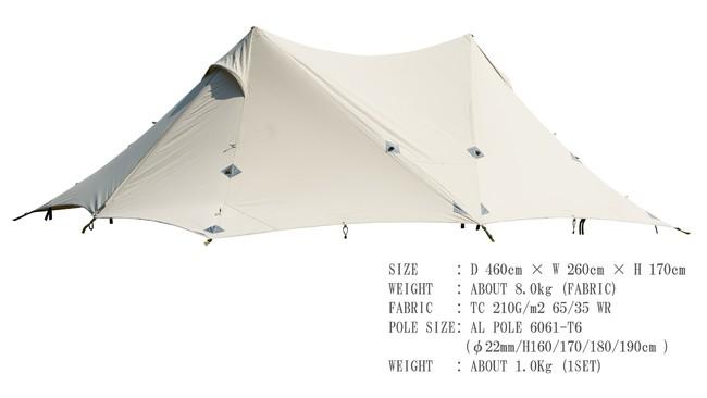 テント屋が手掛けるアウトドアレーベル「鎌倉天幕」から、大人キャンパーのための新商品が続々登場!「 @PRTIMES_JP