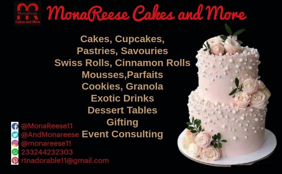 @monareese11 #Supportmybusiness #startups #homebakeryghana #ghanabakeries #homebaker #cakes #pastriesgh #ketoghanastlye #justasab https://t.co/wpYFJZa1Dl