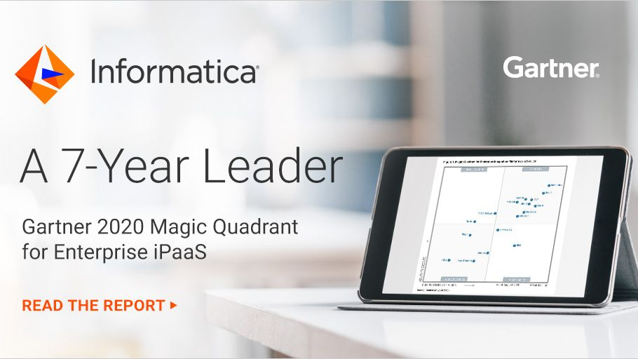 🎆 @Gartner_inc named us a Leader in the 2020 #MagicQuadrant for Enterprise #iPaaS 🎆  Get your copy of the report. https://t.co/l7ddSAbib0 https://t.co/laOoYBC8R5