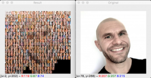 From Zero to Creating Photo Mosaic using Faces with OpenCV  Read more here: https://t.co/QukYXNg6yo  #CodeNewbie #DEVCommunity #100DaysOfCode #PythonProgramming #Python3 https://t.co/h2p3SBvodc