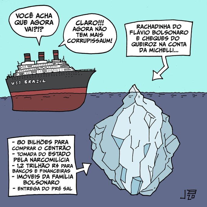 Na rota do Titanic