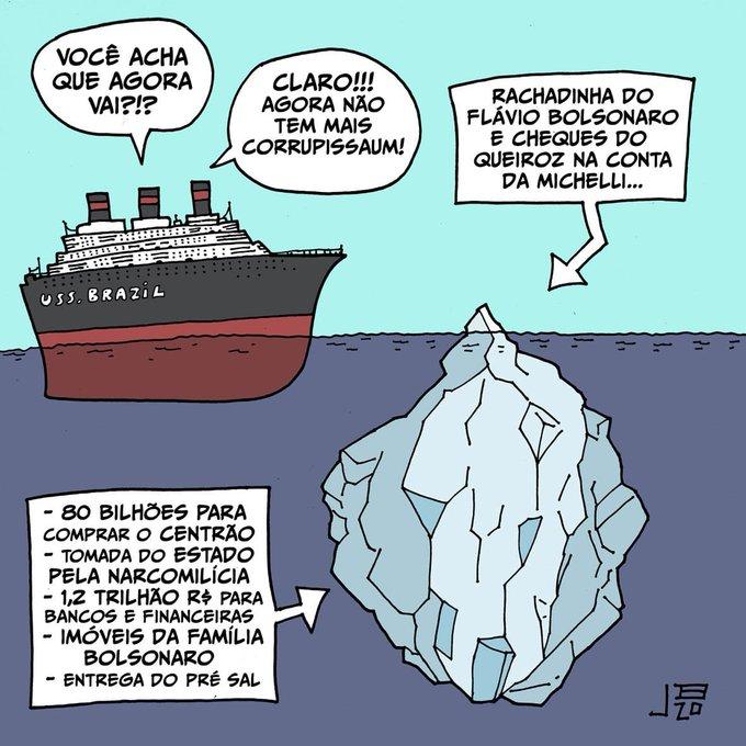 Na rota do Titanic