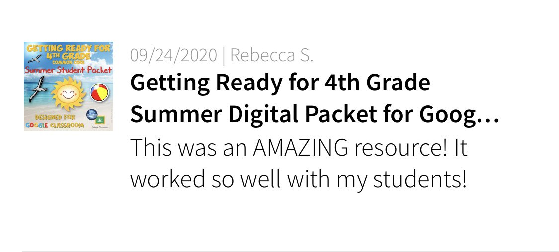 @TpT_Official We love when #teachers let us know how our resources worked with their students!  Check out our #GoogleClassroom and #DistanceLearning products today! https://t.co/c3tjcE2iC9 #teacherspayteachers #education #edchat #teachersonline #edutwitter #edtech https://t.co/aECd0pszA8