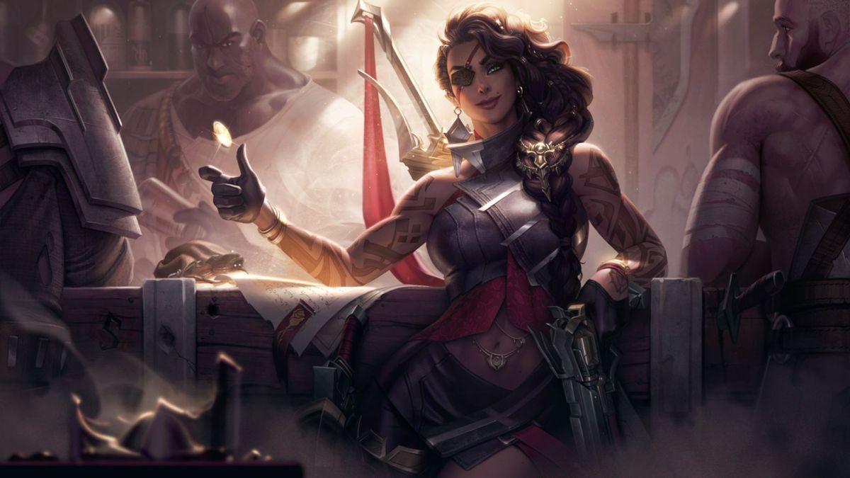 League of Legends' Samira reignites years-old power creep debate https://t.co/8hu0R87HN7 https://t.co/pVZpsTvGSb