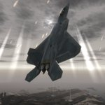 Image for the Tweet beginning: Judgement Day - Ace Combat