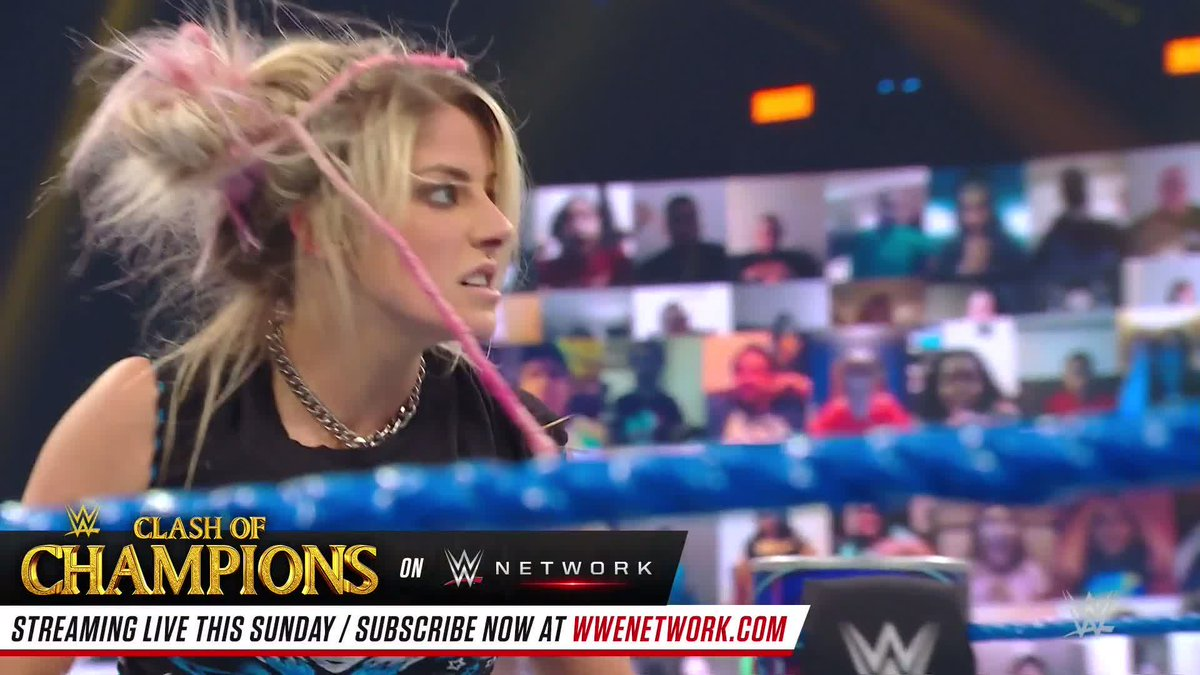 @WWE's photo on #smackdown