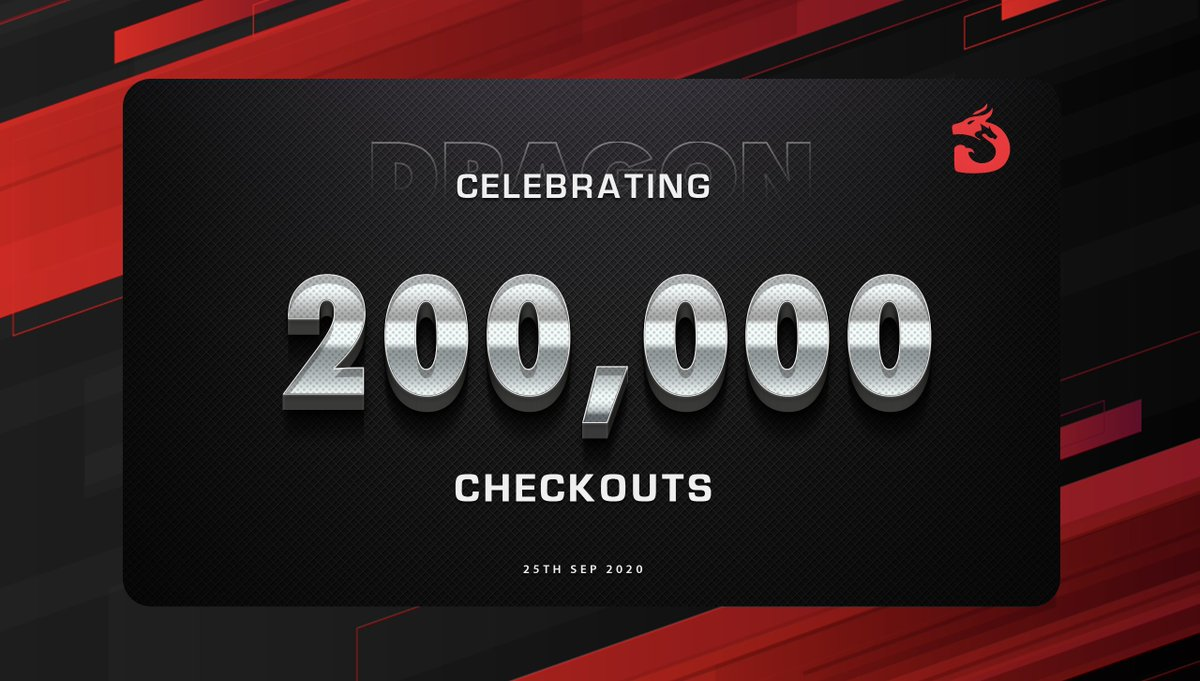 Over 200,000 pairs checked out by our users now. We are giving away a license key to celebrate.  Follow @dragonaiobot, RT and like. We will pick a winner and DM a lifetime copy.🐉  ⏰48 hrs⏰ https://t.co/9ODtAs4Yqy