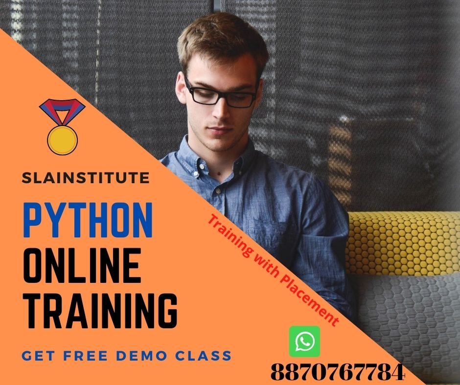 Upgrade your skills in Python from Industry expert trainers with complete hands-on exposure. Online batches are starting soon. Hurry up to pick your slot. #Python #Python3 #pythonprogramming  https://t.co/hZ0bvDK2fB https://t.co/D4ACiZ0iie