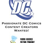 Image for the Tweet beginning: We need DC Comic Fans!