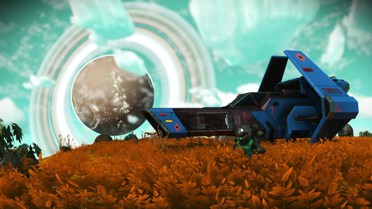 The new No Man's Sky update promises weirder planets. We visited some to see for ourselves https://t.co/9rMeBf6itw https://t.co/gnU4fkgCOn