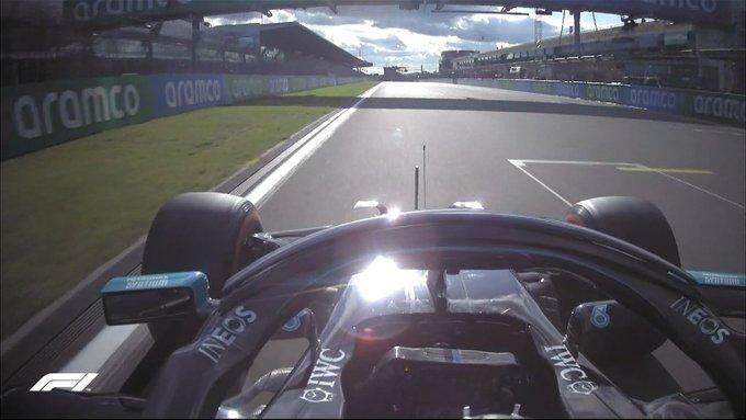 Clasificación Gran Premio de Eifel Fórmula 1 Nürburgring 2020 / Crónica