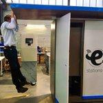 Image for the Tweet beginning: Le modèle économique @stations_e gagne