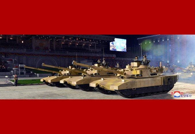 Sjeverna Koreja održala veliku paradu i predstavila suvemene sustave Ej-XhZcXYAM-Bue?format=jpg&name=small