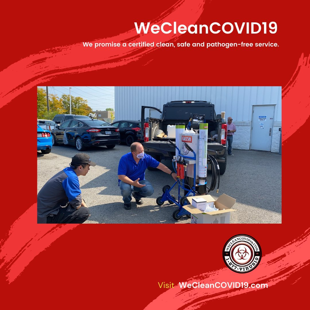 wecleancovid19 photo
