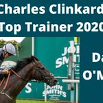 Congratulations to @omeararacing - @CharlesClinkard Top Trainer 2020.   Have fun celebrating your fourth victory of the championship! 🏆🏆🏆🏆