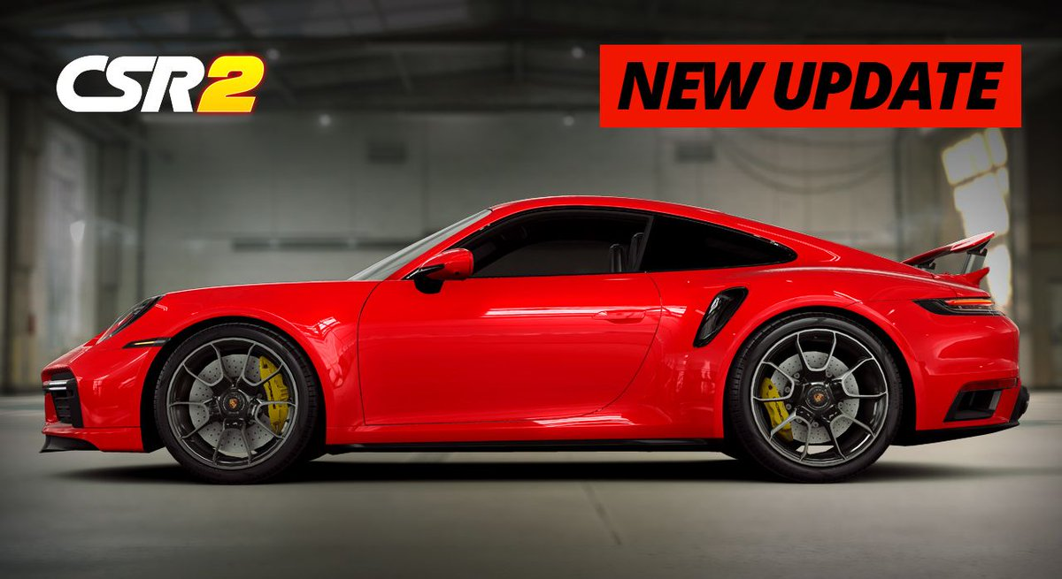 Our new 2.16 Player Update is coming out soon! Take a look at what it has to offer here https://t.co/ud02SCN4xh #CSR2 https://t.co/yTfXCrNzn7