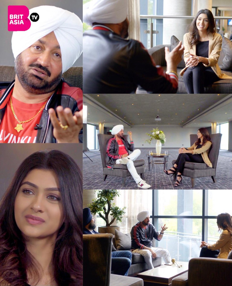 We caught up with the King of Bhangra, Malkit Singh, watch the full interview on BritAsia TV this Sunday at 12pm.  BritAsia TV Sky Channel 767 & Virgin Media 840.  #BritAsiaTV #GalBhat #MalkitSingh https://t.co/FRYugXBctd