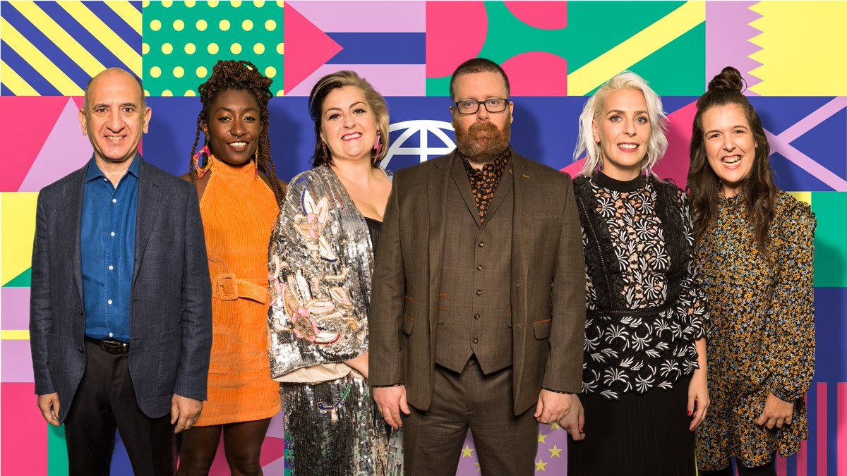 Catch our brilliant @Aiannucci and @kiripritchardmc on @frankieboyle s New World Order discussing Donald Trump and other mad world news. Tune in to @BBC2 at 10pm! 🌍