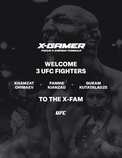 """We are proud to announce that Irootfor AB and their brand X-Gamer have entered a sponsorship agreement with 3 of Sweden's most promising UFC fighters. Kamzat Chimaev, Panni Kianzad and Guram Kutateladze""...  https://t.co/2EWUjJLurT  #XGamers #UFC #Kamzat #Pannie #Guram https://t.co/roRWRWbOZn"