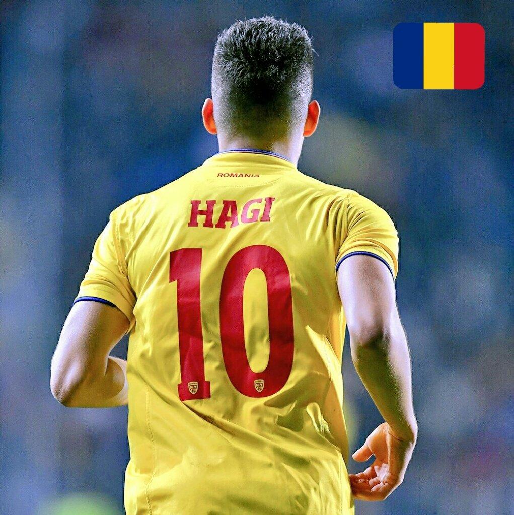 #NewProfilePic #Romania #IanisHagi 🇷🇴 https://t.co/m6iPrJhRqh