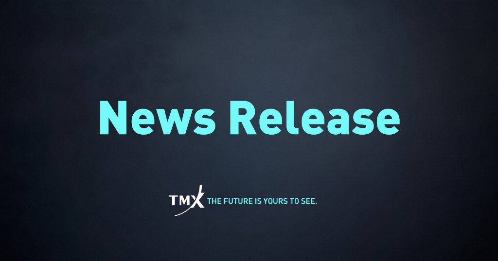TMX Group Limited announces release date for Q3 2020 financial results - for details: https://t.co/cYcqVu4bKs https://t.co/HRo2SGpFJd