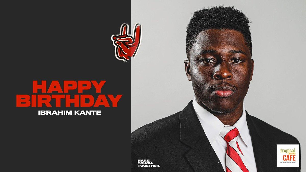 Happy Birthday @IbrahimKante14 !! #Family | #1Pack1Goal