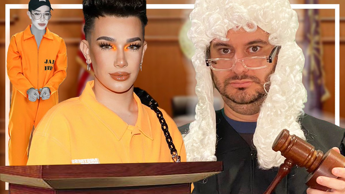 @theh3podcast's photo on james charles