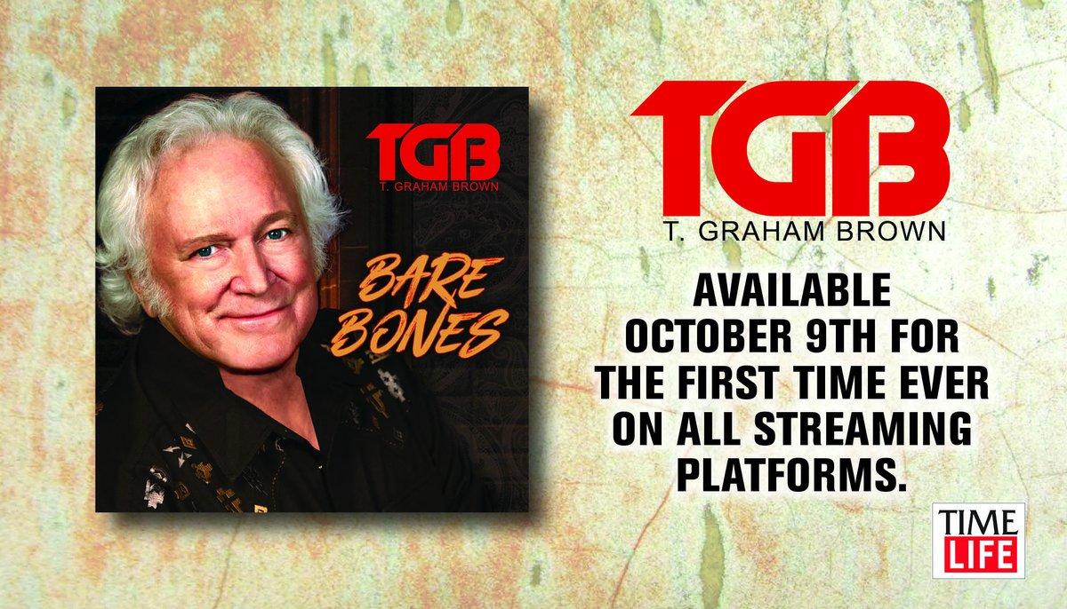 T. Graham Brown (@TGrahamBrown) | Twitter