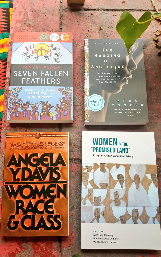 📚The difference between past & present?There was work that should have happened in the immediate aftermath of slavery that could have prevented [....] this moment. But it did not happen. And here we are.--Angela Davis. None w/o social change, none w/o ♀️. #WomensHistoryMonth📚