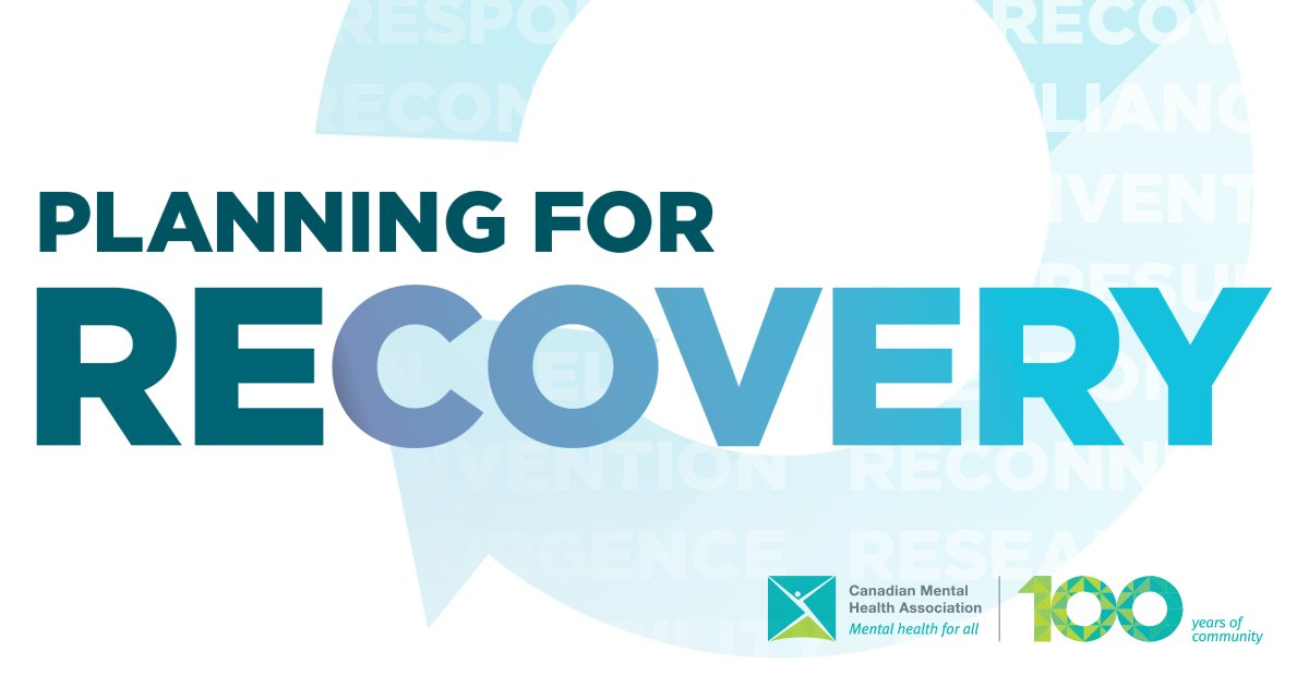 Recovery is at the heart of our work. And as the most established and extensive community #MentalHealth organization in Canada, we've called for a long-term mental health COVID-19 recovery plan. Read more in our 2020 Impact Report. #REsilience. cmha.ca/wp-content/upl…