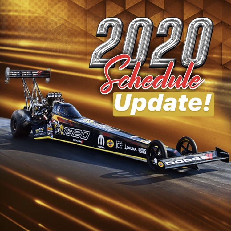 ⚠️SCHEDULE UPDATE⚠️ After some discussion, we've decided we will extend our racing schedule an additional 2 weeks to show our appreciation to all of those who have stuck with us during one of our most challenging seasons. Visit https://t.co/9ZOYu8TMPK to view newly added events. https://t.co/mV3RnWHVc1