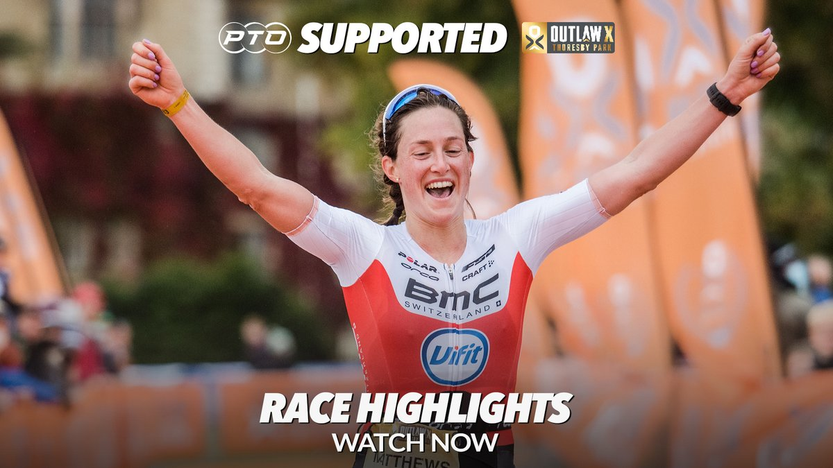 🎥 EXCLUSIVE HIGHLIGHTS 🎬  Relive the pain, action and jubilation from September's Outlaw X triathlon.  WATCH MORE 👉 bit.ly/OutlawXHighlig…  #PTO #TriathletesUnite #Triathlon #FlashbackFriday #BattleOfTheBrits