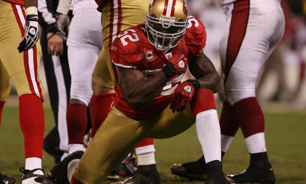 'I earn my position every down.' —Patrick Willis, 7× @NFL Pro Bowl #TheChampionsMind 🏆 #earnit