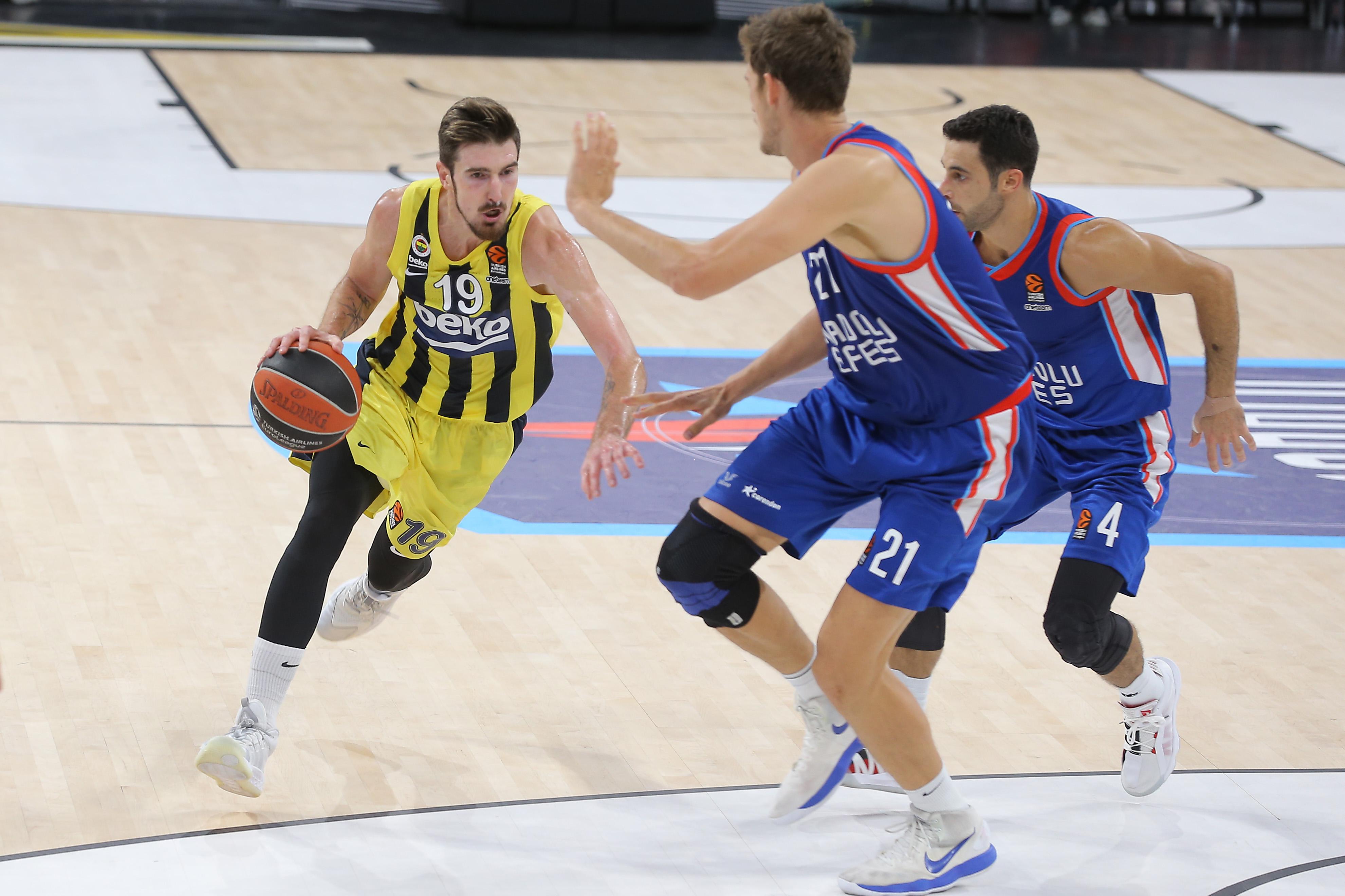 Nando De Colo - Credit: Fenerbahce Beko Basketball