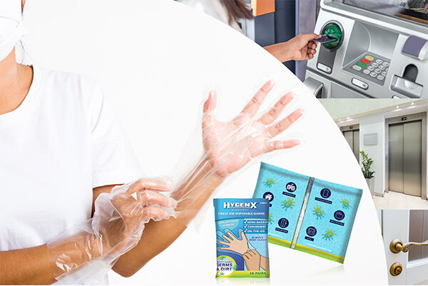 HamiltonBuhl® HygenX™ brand now offers single-use disposable gloves in a handy packet – to take wherever you go! https://t.co/jhfy0lZtyS  #hamiltonbuhl #hygenx https://t.co/3zd9vy78RR