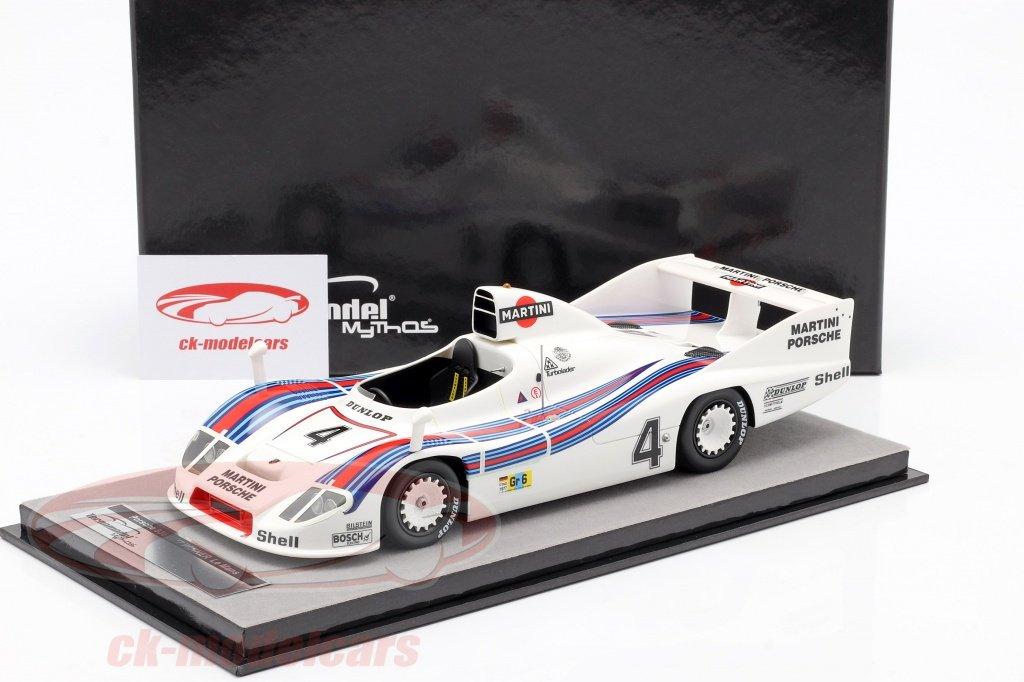 Drei neue #Modellautos / three new #modelcars scale 1:18 #automodelli #miniatures by #Tecnomodel: #Porsche 936 No. 4 winner #24hLeMans #LEMANS24 1977 #Ickx #Barth #Haywood lim 190 pcs / Test version black lim 60 pcs / press version white lim 60 pcs visit https://t.co/XrkroRuxHU https://t.co/hgFnK9B4Ha