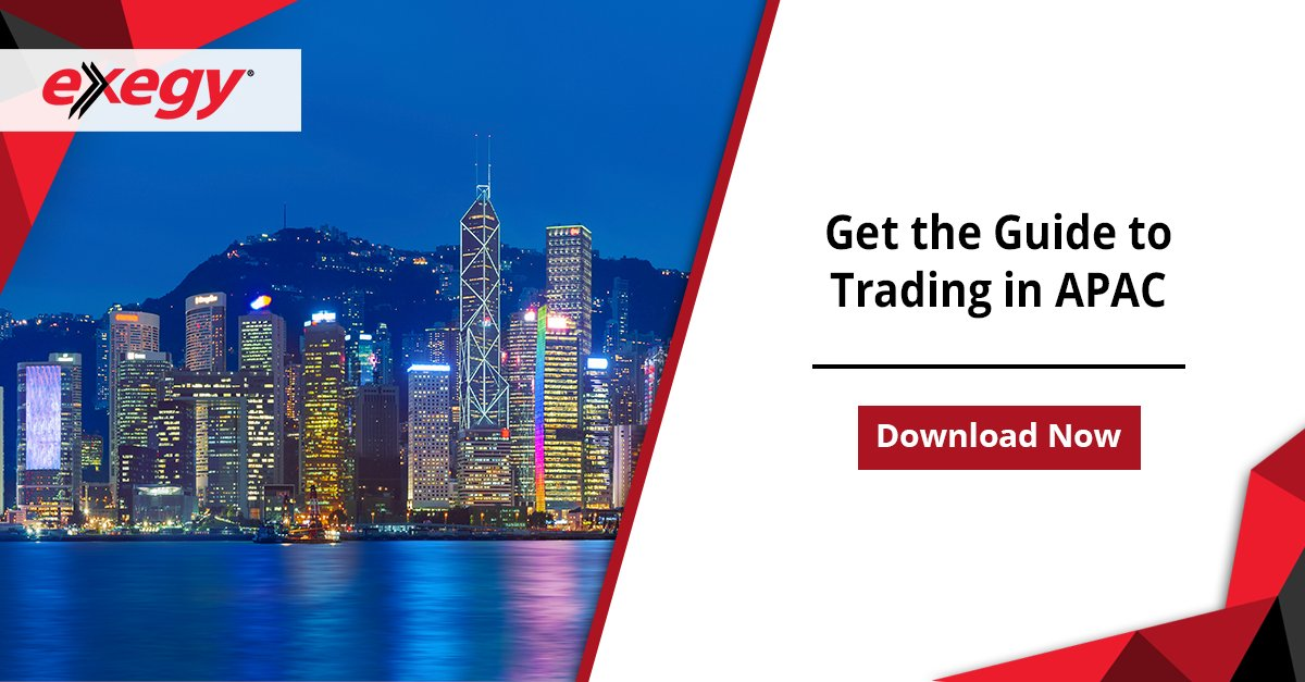 Fast-growing APAC provides many opportunities for firms — if they can navigate a fragmented market landscape. Review Exegy's Guide to Trading in Asia-Pacific Markets to jumpstart your plans. https://t.co/EmQSkzHgl6  #exegymarketdata  #APACtrading  #exegy https://t.co/RmK3XZJ16p