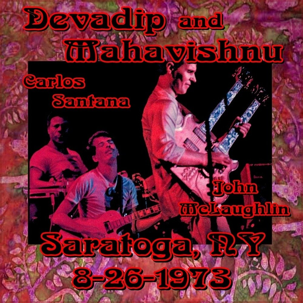 'I was there when #CarlosSantana and #JohnMclaughlin elevated Saratoga in 1973'. Wonderful piece on what it was like to see, live in concert, the two masters in synch, on their amazing journey of discovery and enlightenment. #Devadip #Mahavishnu #Santana   https://t.co/so7kNrczm5 https://t.co/N9U8cAFoVX
