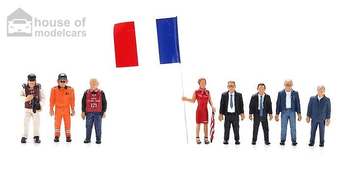 Nieuw: 24H Le Mans Figurine Set #Spark #FigurenAccessoires #2018 #24HLeMans #modelcars https://t.co/yS7nMk7oGp https://t.co/8f9ov615oy