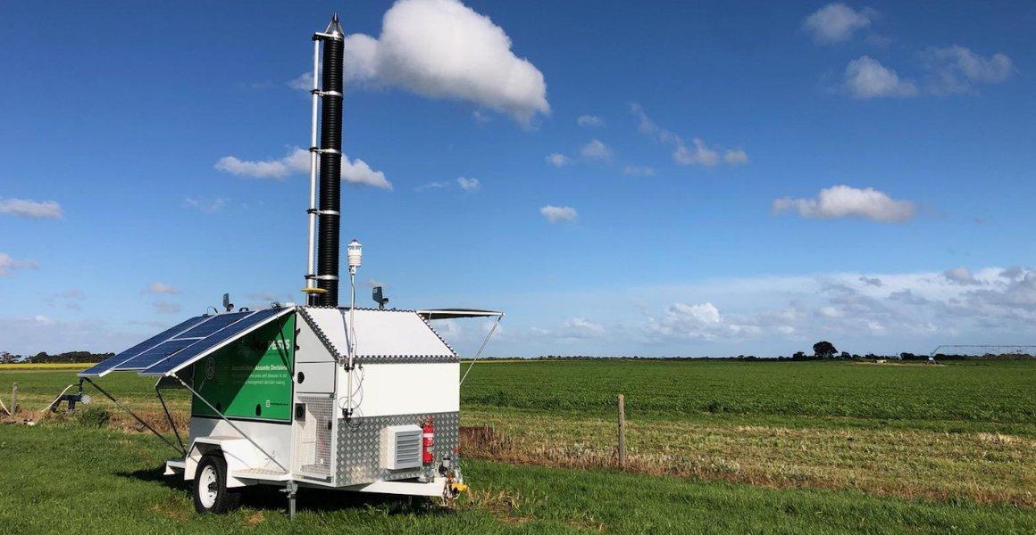 crop surveillance
